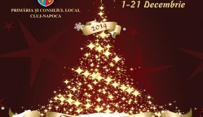 Târg de Crăciun la Cluj