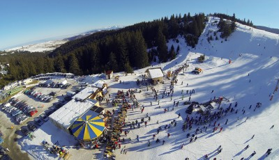 Se deschide sezonul de schi la Sibiu