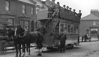 Istoria tramvaiului