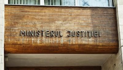 Ministerul Justiţiei