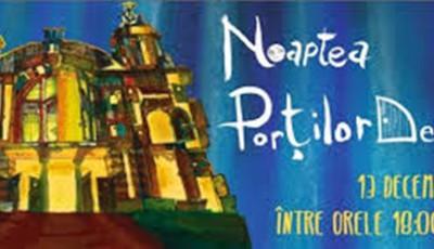 Noaptea Portilor Deschise Teatrul National Cluj