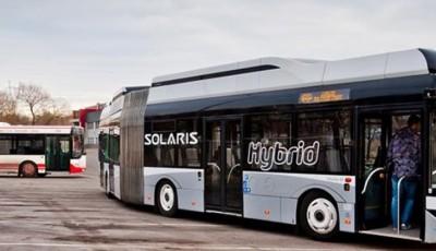 Autobuze noi la Cluj 2014