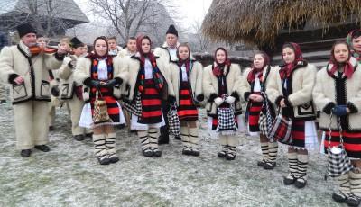 Sărbători de iarnă în Maramureș