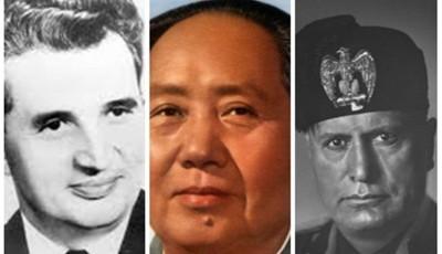 ce mâncau dictatorii sec.al xx-lea