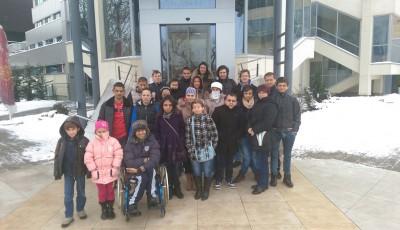 Tabară a copiilor dependenti de dializa