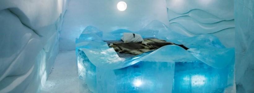 Hotelul de gheaţă Bâlea Lac