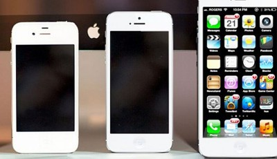 iphone de 4 inci