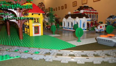 Expoziţie LEGO