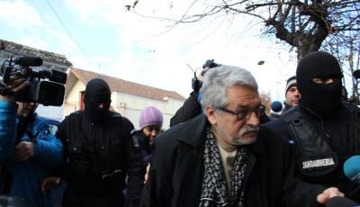 Mircea Moloț arestat la domiciliu