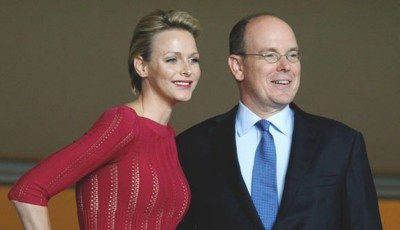 Prinţesa de Monaco