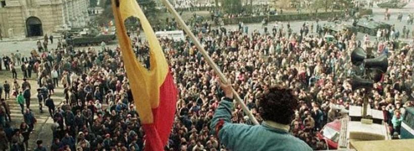 revoluţia română