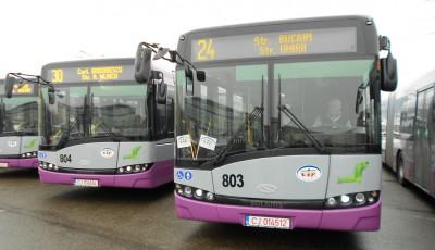 Autobuze noi Cluj1