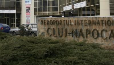 Aeroport Cluj, parcare