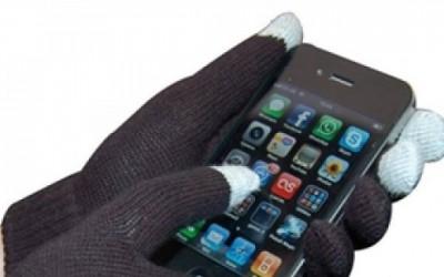 Mănuși touch screen