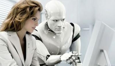 roboti oameni