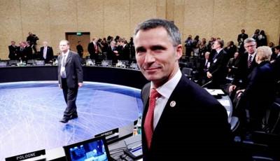 secretar NATO