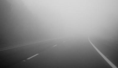 şosea ceaţă