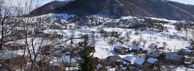 vedere din sat