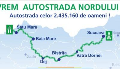 Vrem Autostrada Nordului