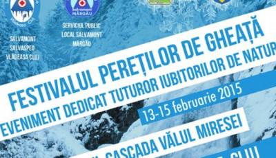Festivalul pereţilor de gheaţă