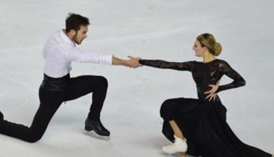Gabriella Papadakis şi Guillaume Cizeron