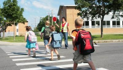 copii pe strada