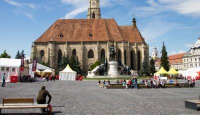 Piața Unirii Cluj