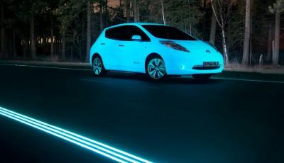 Nissan fosforescent