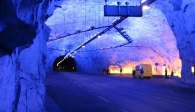 Tunelul Laerdal
