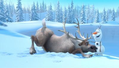 filmul Frozen