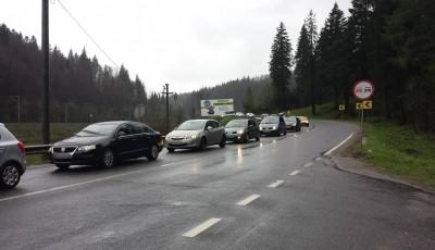 trafic Valea Prahovei