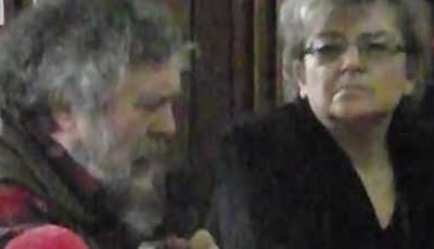 Alexandru Vlad şi Irina Petraş