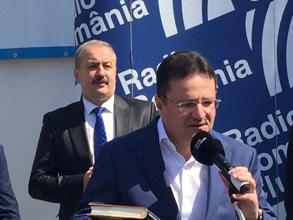 George Maior şi Vasile Sebastian Dâncu