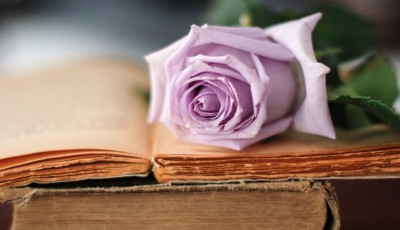 cărţi şi flori
