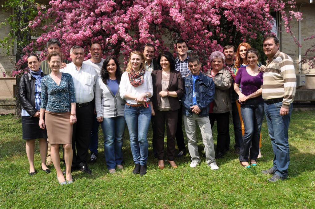 Echipa de Gaudeamus Cluj 2015