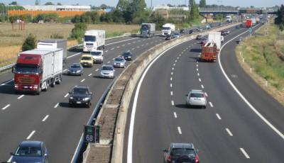 autostrada aglomerată