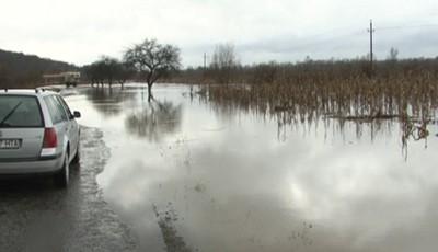 inundatie carosabil