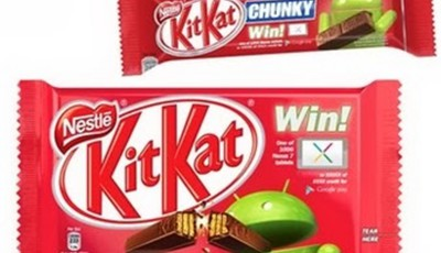kitkat youtube