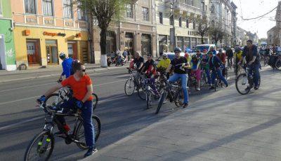 marsul biciclistilor