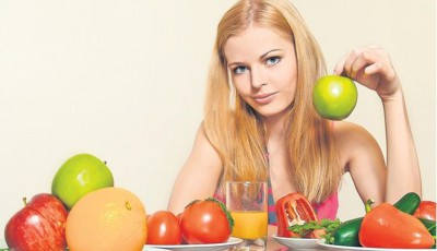 zahar in fructe