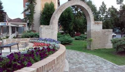 Parcul chinezesc Alba Iulia