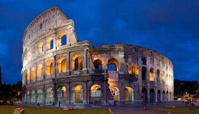 Colosseum, lift resaurat