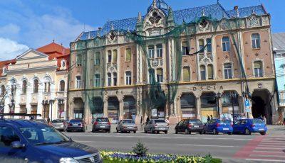 Hotelul Dacia din Satu Mare
