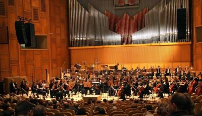 Orchestra Nat Radio foto Virgil Oprina