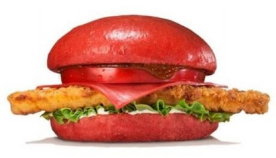 hamburgeri roşii