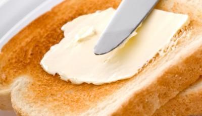 paine cu unt