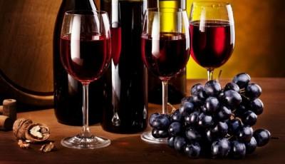 vin roşu de Jidvei