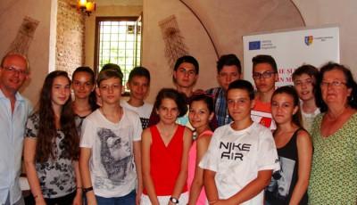proiect Comenius Regio