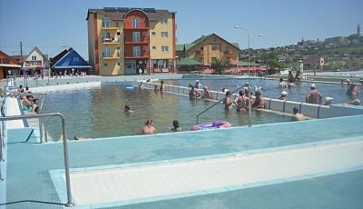 Tășnad, stațiune turistică