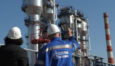 gazprom rusia
